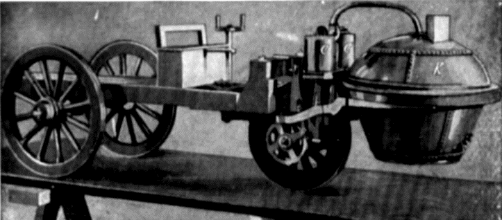 Early French Automobile
